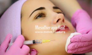 Mesotherapie Haut