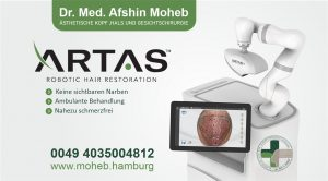 artas haartransplantationen